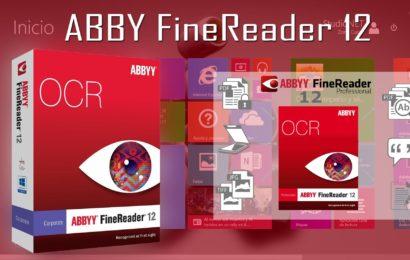 ABBYY FineReader 12 full hướng dẫn cài đặt – Trình OCR số 1 thế giới