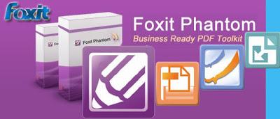 Foxit PhantomPDF Business 5.2 – Công cụ chỉnh sửa PDF chuyên nghiệp