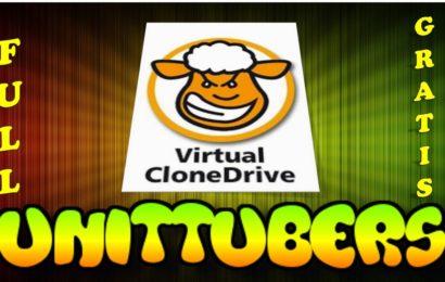 Công cụ tạo ổ đĩa ảo miễn phí – Virtual CloneDrive