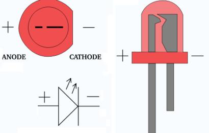 Tìm hiểu về led và cách tính trở hạn dòng cho led