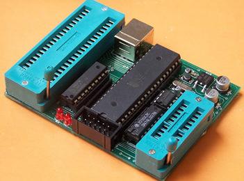 Hướng dẫn nạp code cho vi xử lý 8051 và AVR