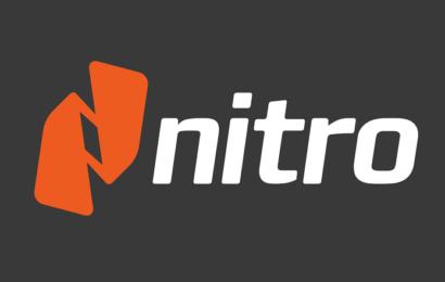 hướng dẫn cài đặt và sử dụng phần mềm Nitro
