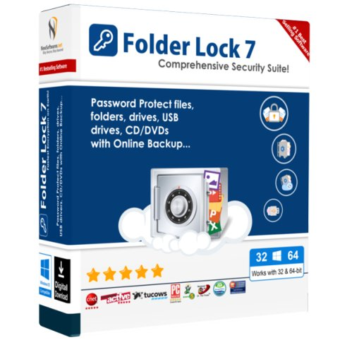 Folder Lock 7 - Khóa file, thư mục bằng mật khẩu - gianghm