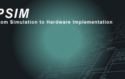 PSIM 9.1.xx – phần mềm mô phỏng mạch điện tử công suất