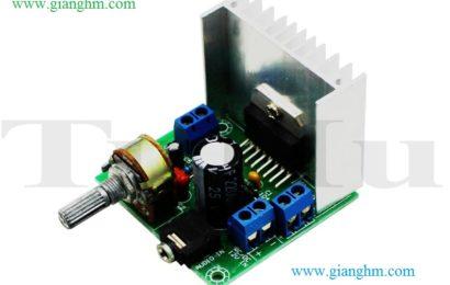 Mạch loa 15W+15W – Module Audio TDA7297 2x15W