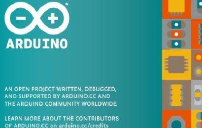 Phần mềm lập trình Arduino IDE 1.6.7 – full link tải và hướng dẫn cài đặt