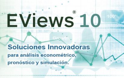 EView 10 Enterprise full – phần mềm hỗ trợ học môn học kinh tế lượng