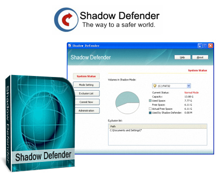 Shadow Defender 1.4 Full