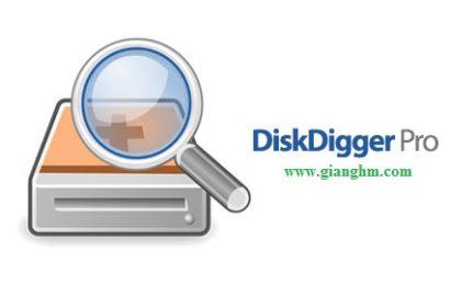 DiskDigger Pro v1.18.17.2381 – Cứu dữ liệu, phục hồi file đã xóa
