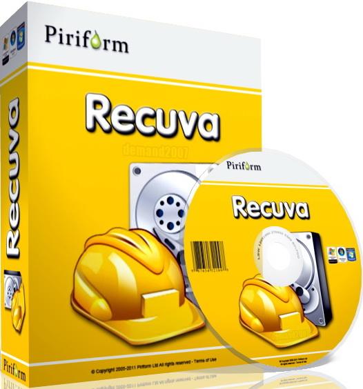 Recuva Pro 1.53 full