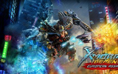 X-Morph: Defense – Last Bastion – game chiến thuật phòng thủ đồ họa tuyệt đỉnh