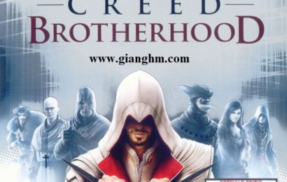 Assassin's Creed Brotherhood Full Game PC Free Download