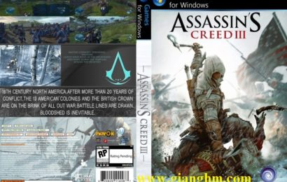 Assassin's Creed III Full PC Game Free Download