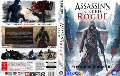 Assassin's Creed Rogue Full PC Game Free Download