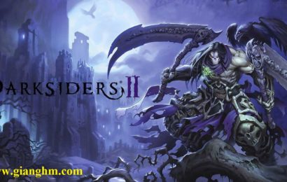 Darksiders II: Death Lives Full PC Game Việt Hóa