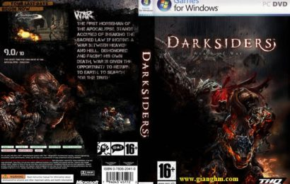 Darksiders: Wrath Of War Full PC Game Việt Hóa