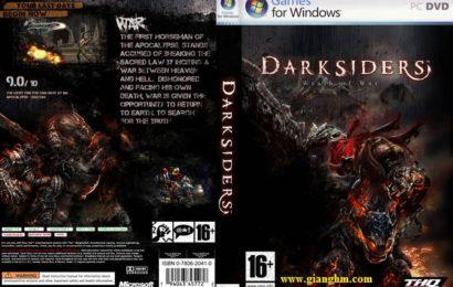Darksiders: Wrath Of War Full PC Game Việt Hóa