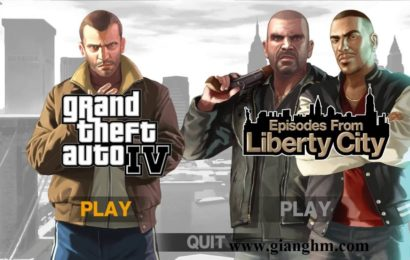 Grand Theft Auto IV – GTA4: Complete Edition full