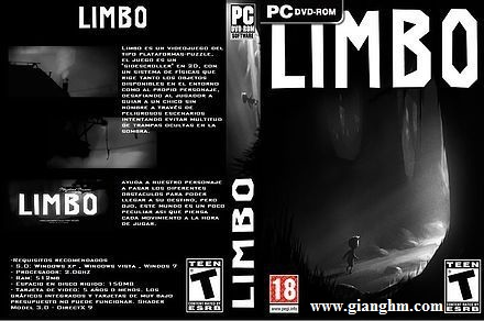 LIMBO Full PC Game Free Download