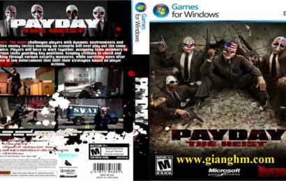 PAYDAY: The Heist Full PC Game Download Free