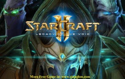StarCraft II: Legacy of the Void full PC game free Download