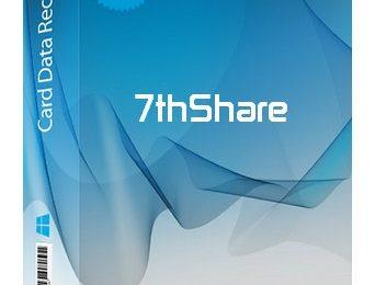 7thShare Card Data Recovery 1.3 full – Khôi phục dữ liệu hiệu quả trên máy tính