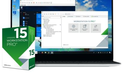 VMware Workstation Pro 15 Full Key + Hướng dẫn cài đặt
