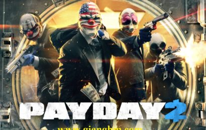 PAYDAY 2 Full PC Game Download Free [ Fshare/ 4share ]