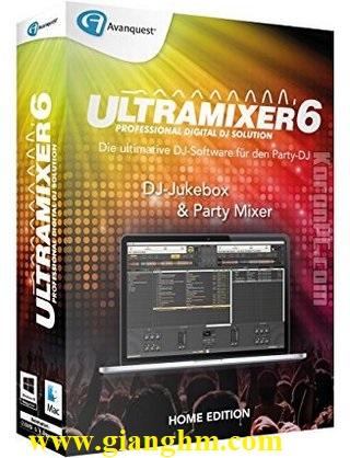 UltraMixer Pro 6 full