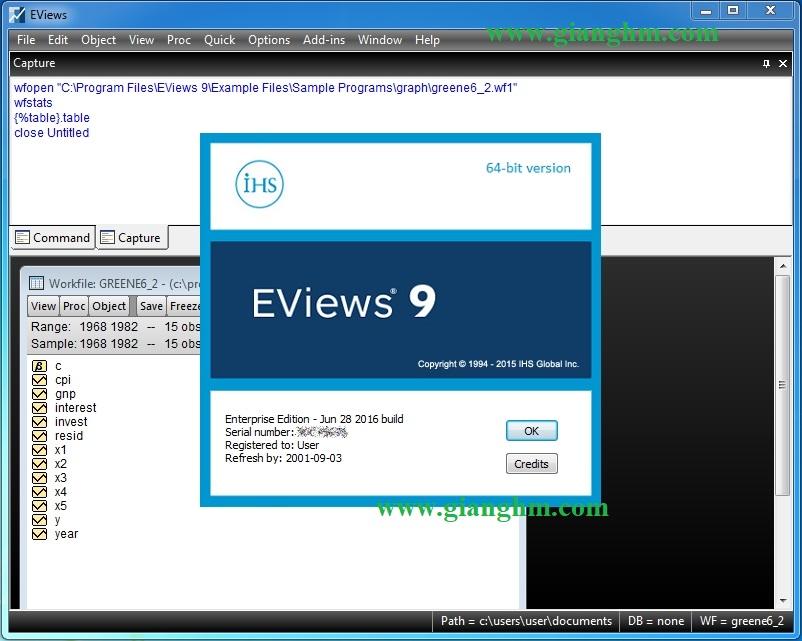 eviews 9.5 full
