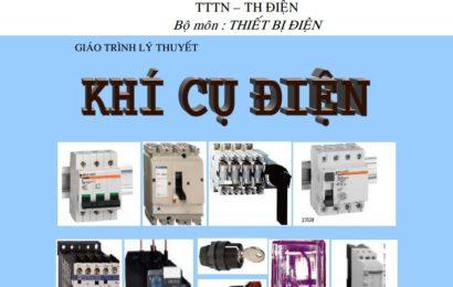 Giáo trình khí cụ điện – ĐHCNHCM [pdf]