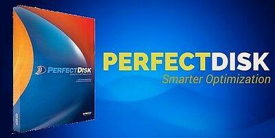 Raxco PerfectDisk Professional 14.0.892 full – Chống phân mảnh ổ cứng HDD SSD