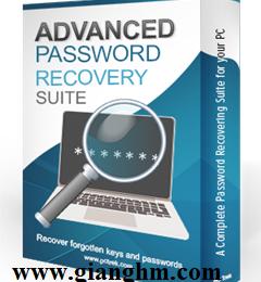 Advanced Password Recovery Suite 1.0.0 full – Khôi phục mật khẩu máy tính