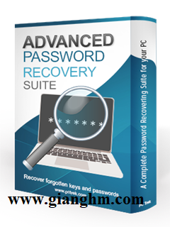 Advanced Password Recovery Suite 1.0.0 full
