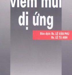 Viêm Mũi Dị Ứng – Ebook (PDF)