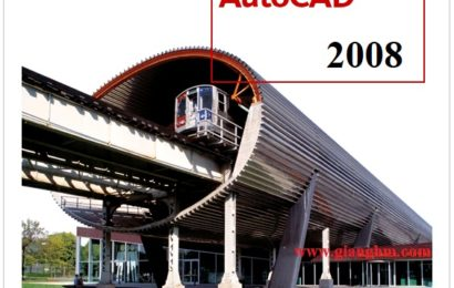 AutoCAD 2008 x32 full link tải GoogleDrive / Fshare
