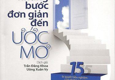 Những Bước Đơn Giản Đến Ước Mơ – Ebook ( EPUB/ MOBI/ PDF)